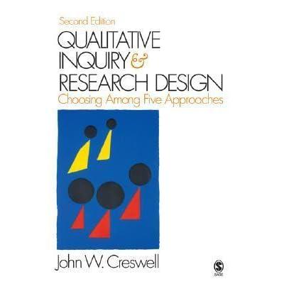 qualitative research design literature review