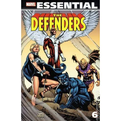 The Defenders #125 November 1983 Marvel Comics
