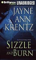 Sizzle and Burn (Arcane Society, #3)