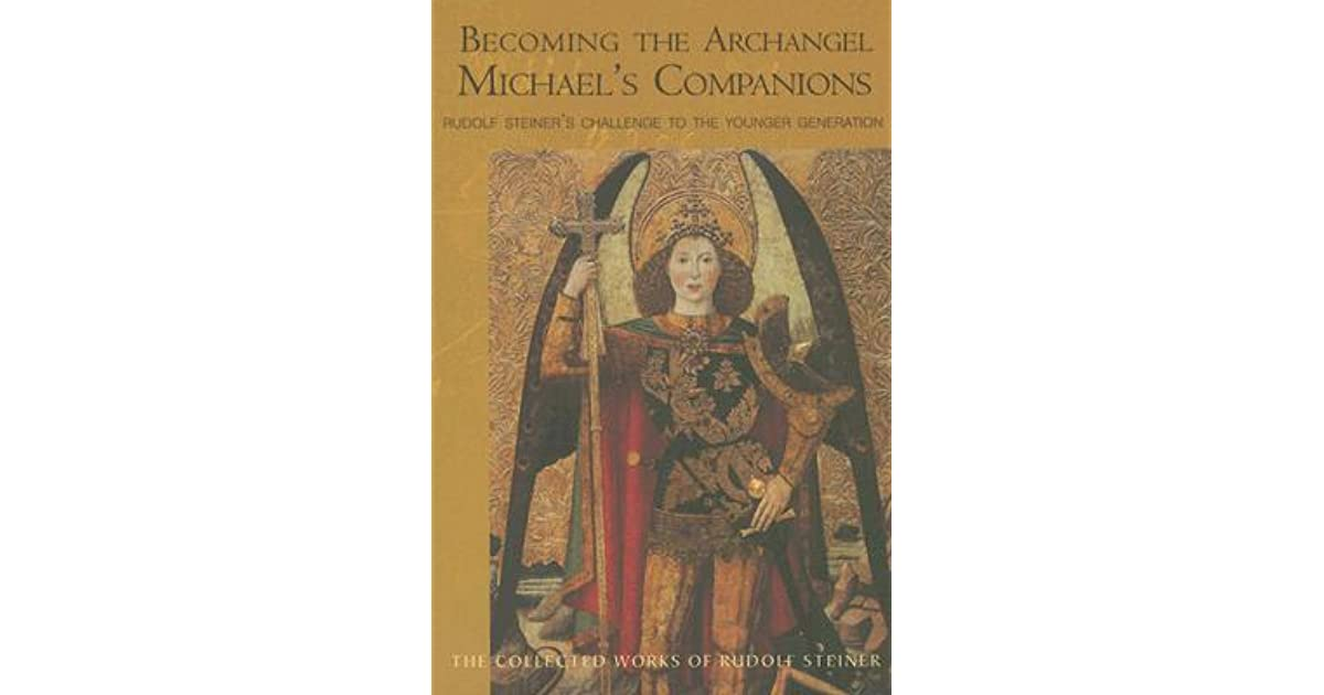 Becoming the Archangel Michaels Companions