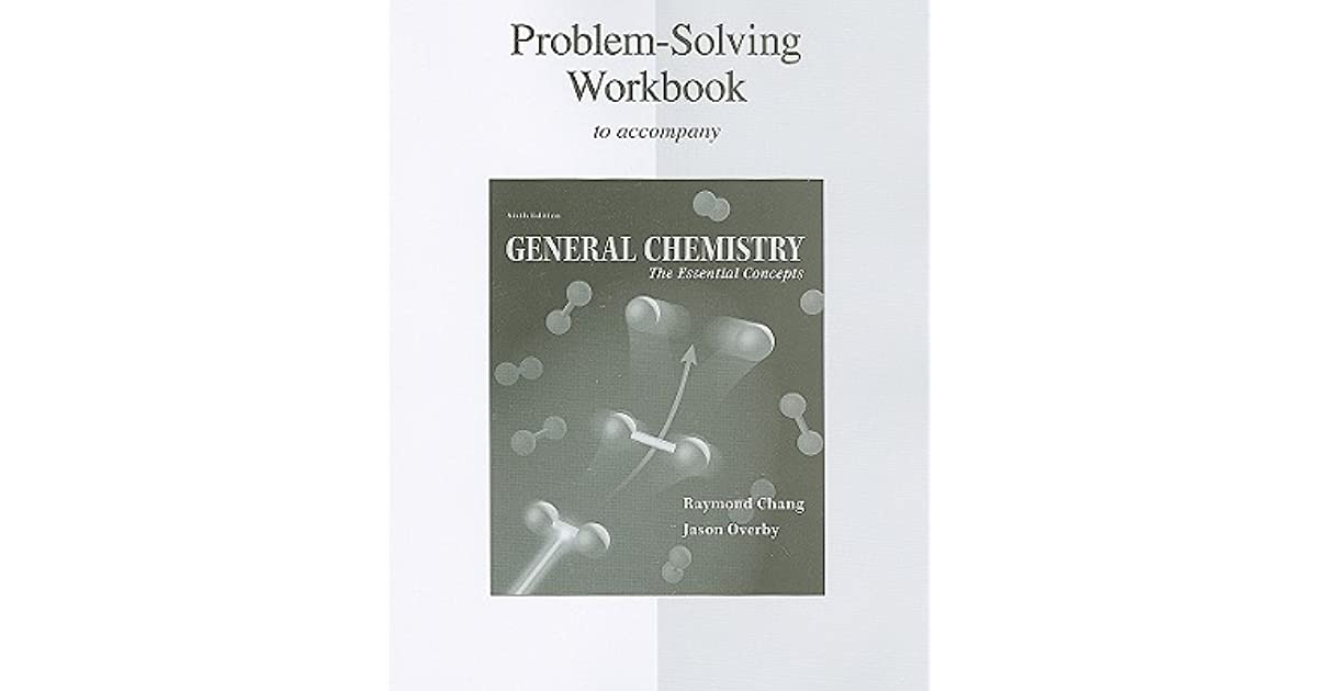 Workbook with solutions to accompany general chemistry by raymond workbook with solutions to accompany general chemistry by raymond chang fandeluxe Choice Image