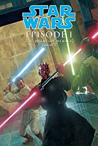 Star Wars Episode I: The Phantom Menace, Volume 4