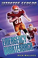 Emergency Quarterback (Winning Season, #5)