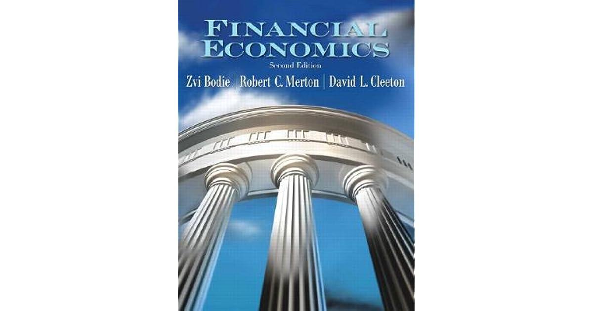 Finance Bodie Merton Pdf