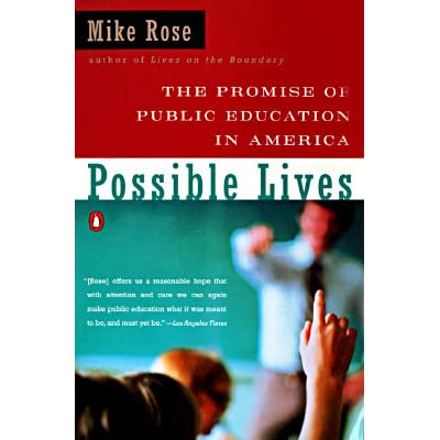 mike rose lives on the boundary Buy a cheap copy of lives on the boundary: a moving account book by mike rose remedial, illiterate, intellectually deficientthese are the stigmas that define americas educationally underprepared.