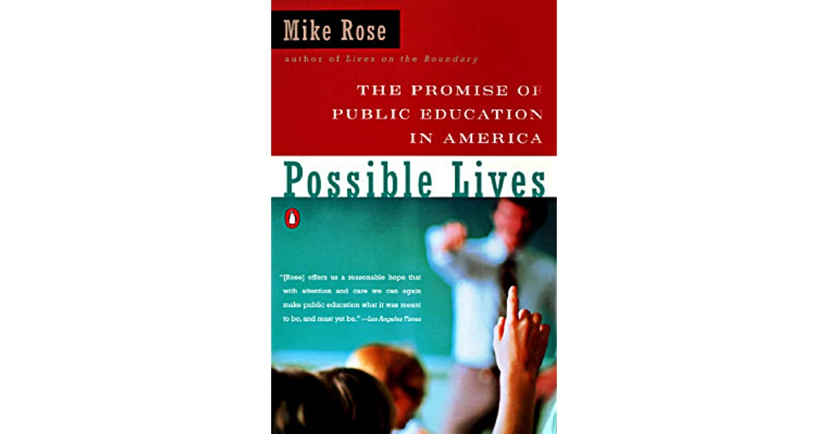 mike rose education
