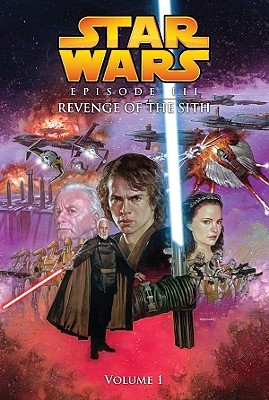 Star Wars Episode Iii Revenge Of The Sith Volume 1 By Miles Lane