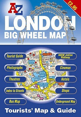 London Map Guide.Az Tourists London Map Guide By Geographers A Z Map Company