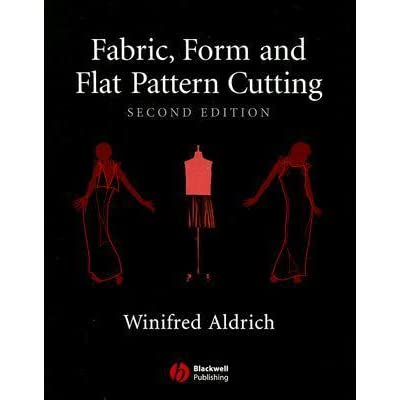 Fabric form and flat pattern cutting by winifred aldrich fandeluxe Image collections