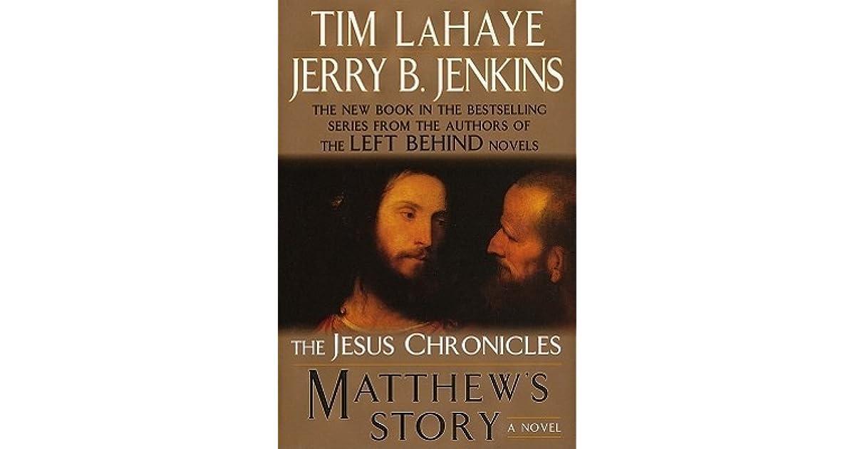 Matthew S Story From Sinner To Saint By Tim Lahaye