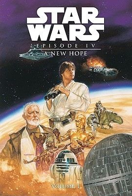 Star Wars Episode Iv A New Hope Volume 1 By Bruce Jones