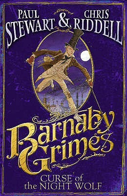 Barnaby Grimes: The Curse of the Night Wolf book cover