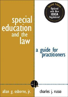 Special Education and the Law  A Guide for Practitioners