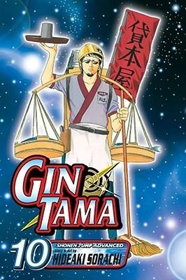 Gin Tama, Vol. 10 (Gin Tama, #10)