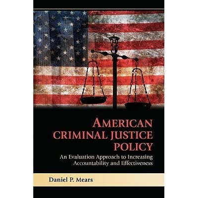 criminal justice policy Criminal justice resolutions passed at the 2018 aba annual meeting: the aba house of delegates adopted the following cjs-sponsored resolutions on criminal justice policy: 100 a - urges bar associations, law schools, and other stakeholders to develop and increase curricular offerings through which.