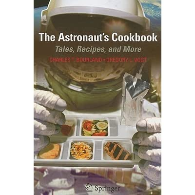 astronaut cookbook - photo #2