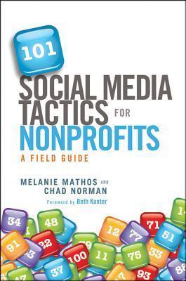 Book cover social media tactics for nonprofit
