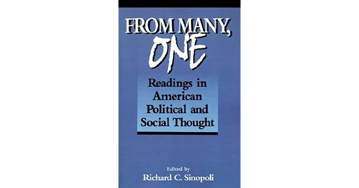 the foundations of american citizenship sinopoli richard c