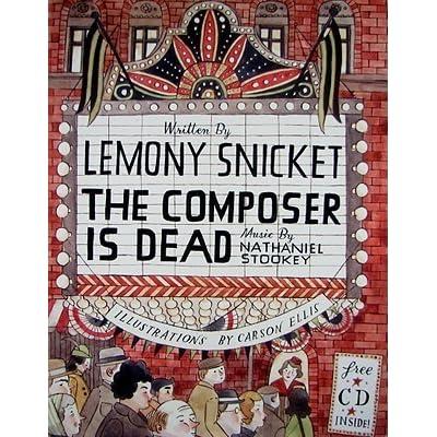 free lemony snicket audio books