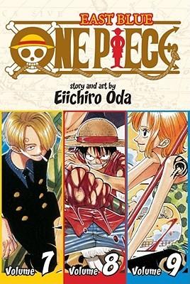 Vol 3 Omnibus Edition One Piece: East Blue 7-8-9