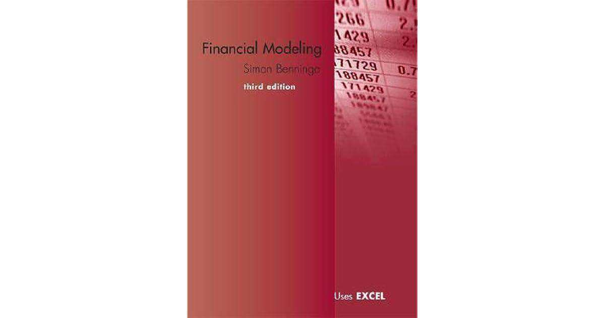 Financial Modeling [With CDROM] by Simon Z  Benninga