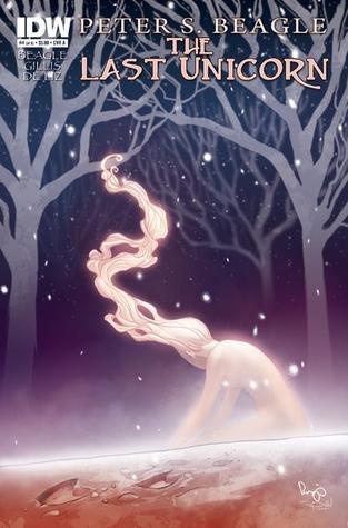 Read The Last Unicorn 1 By Peter B Gillis