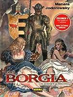 Los Borgia Tomo 3: El veneno y la hoguera