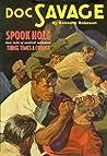Spook Hole / Three Times a Corpse (Doc Savage, #43)