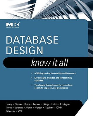 Database Design by Stephen Buxton