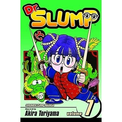 Dr Slump Vol 07 Dr Slump 7 By Akira Toriyama