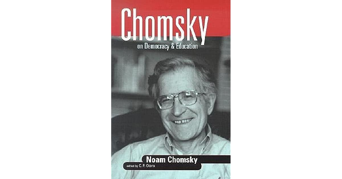 noam chomskys history account of events leading to the cold war That he works the same denial into his account of the world trade the sick mind of noam history has shown that the cold war.