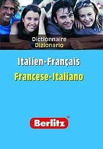 Berlitz Dictionnaire / Dizionario: Italien - Français / Francese - Italiano