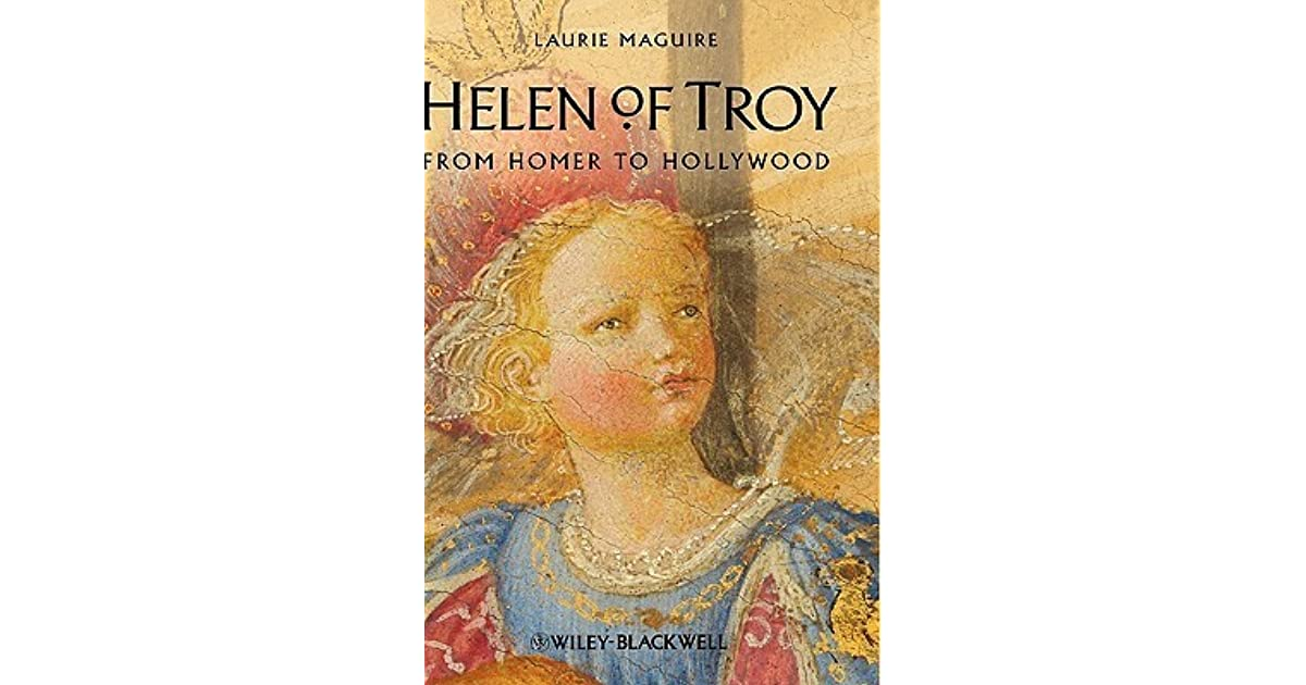 helen of troy literary analysis