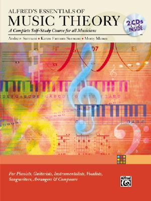 Alfred's Essentials of Music Theory Complete Self Study Guide: A Complete Self-study Course for All Musicians (With CD)