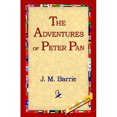 The Adventures of Peter Pan by J.M. Barrie — Reviews ...