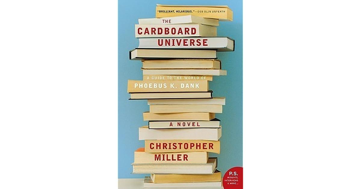 The Cardboard Universe