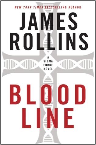 Bloodline (Sigma Force, #8)
