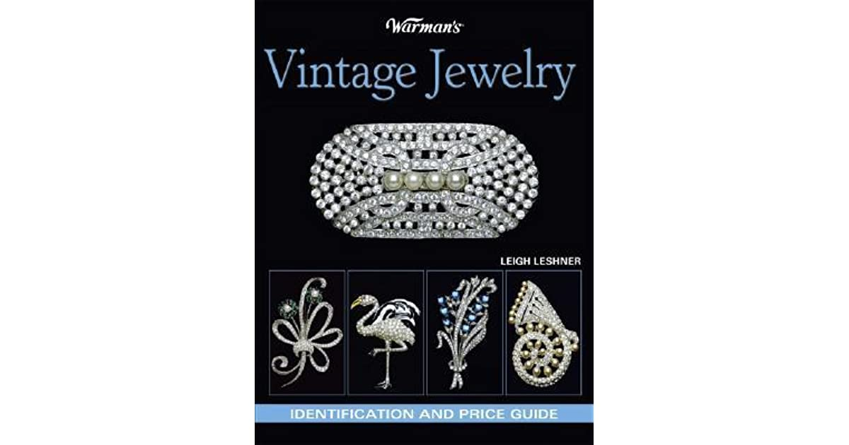 Warman\'s Vintage Jewelry: Identification and Price Guide by Leigh ...