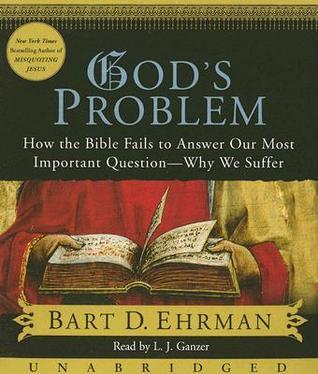 God's Problem by Bart D. Ehrman
