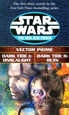 Star Wars - The New Jedi Order, Books 1-3 by R A  Salvatore