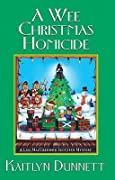 A Wee Christmas Homicide (Liss MacCrimmon Mysteries, #3)