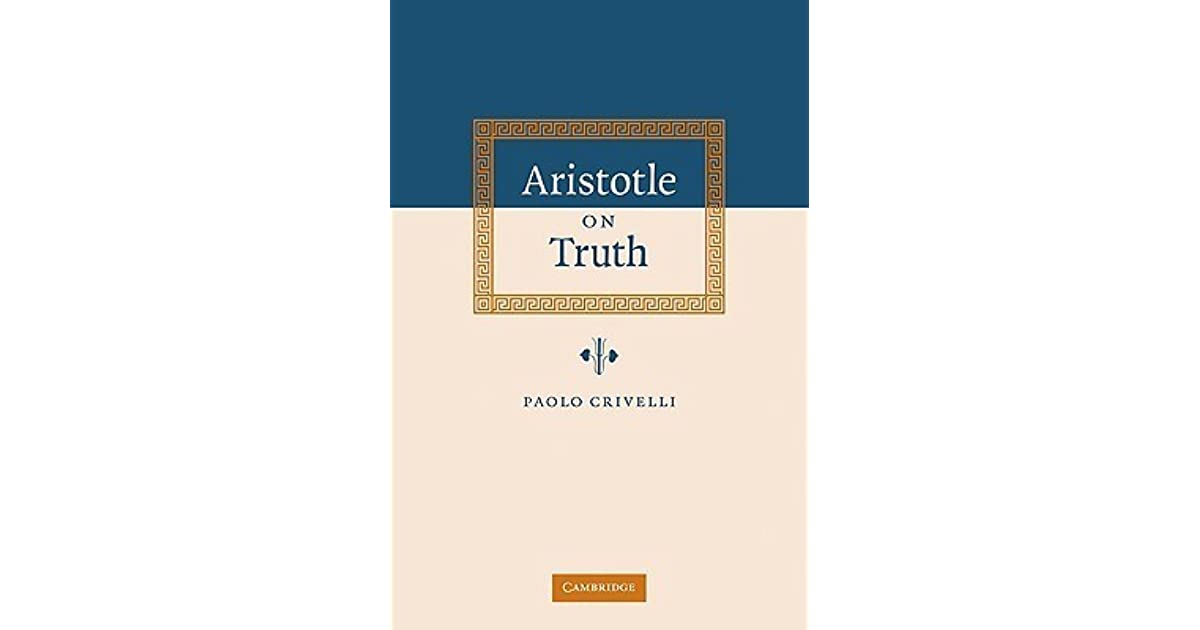 three theories of truth A religious fanatic who insists the three are harbingers of the apocalypse what if he's right news pamela witnesses theories the that what i say is the truth.