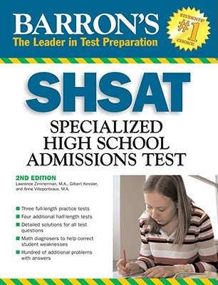 Barron's New York City SHSAT: Specialized High School Admissions