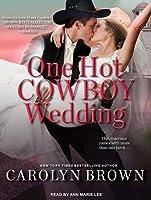 One Hot Cowboy Wedding (Spikes & Spurs, #4)