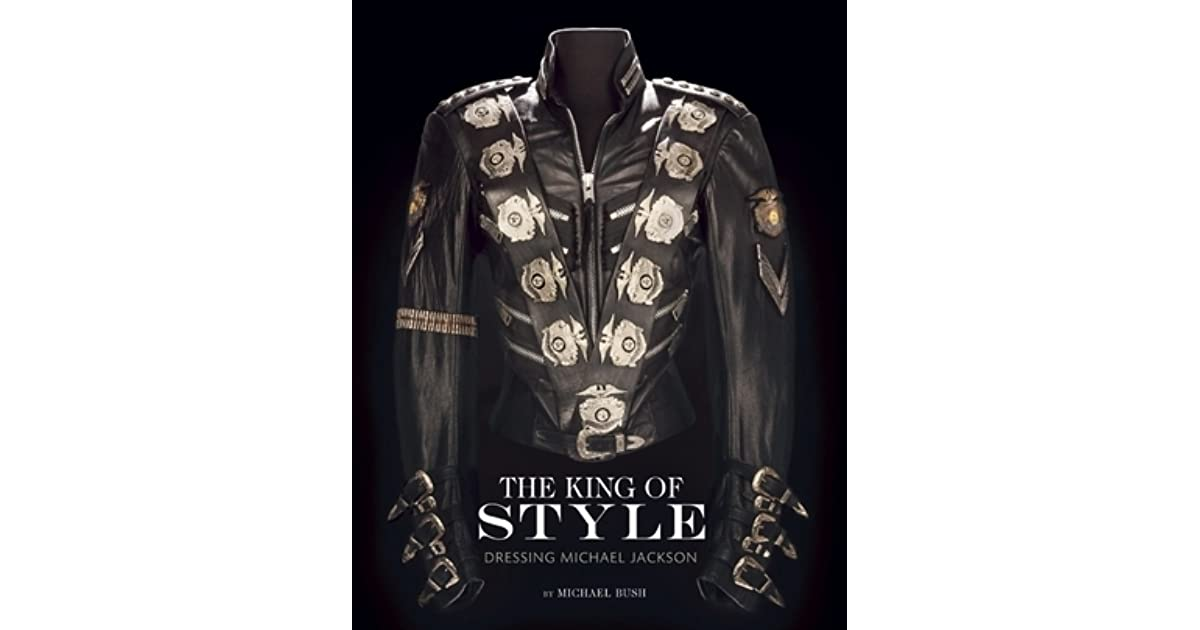 free shipping 250d8 a2426 The King of Style  Dressing Michael Jackson