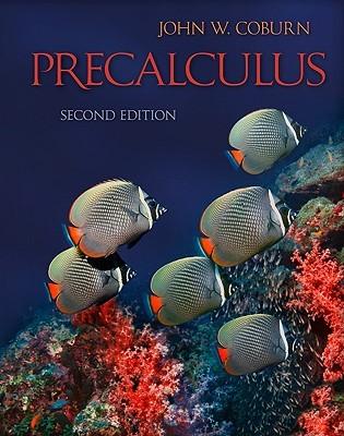 Precalculus by John W  Coburn