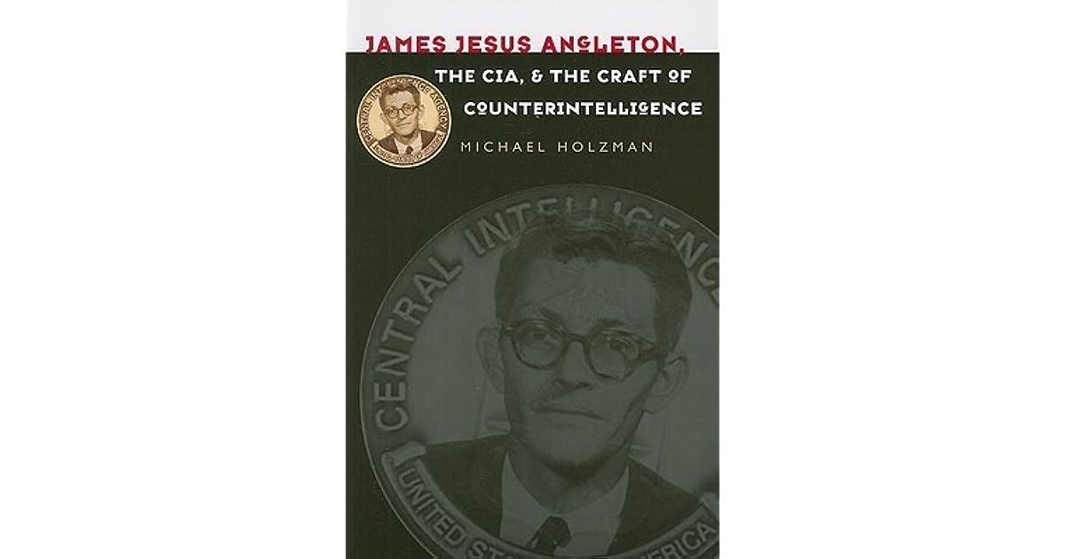 Image result for james jesus angleton