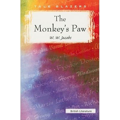 literary analysis of the monkey s paw