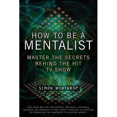 How To Become A Mentalist Pdf
