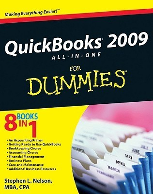 QuickBooks 2009 All-in-One for Dummies (ISBN - 0470396520)